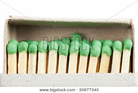 Matches In A Box