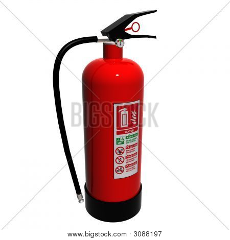 Hydro Fire Extinguisher