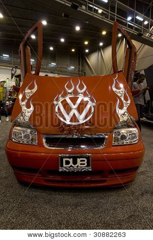 Modified Volkswagen