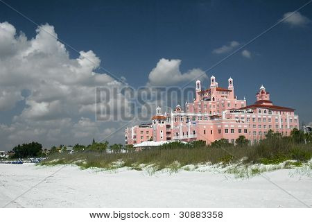 Don Cesar Hotel on St. Pete Beach, Florida