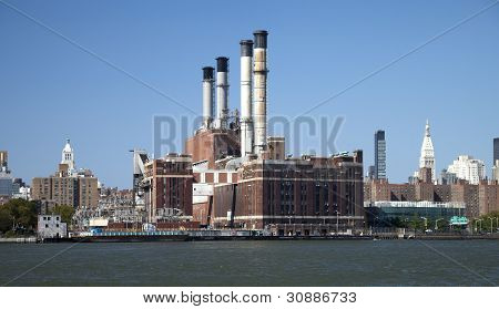 New York, Usa-october 5, 2011:Consolidated Edison Company Of New York, Inc., A Regulated Utility