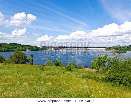 Dnipro Water-power Plant