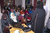 Women From All Cultures, Backgrounds And Faiths Came Together In Exeter To Celebrate International W