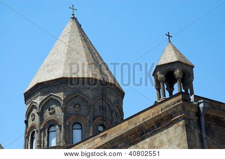 Echmiadzin Cathedral, Armenia
