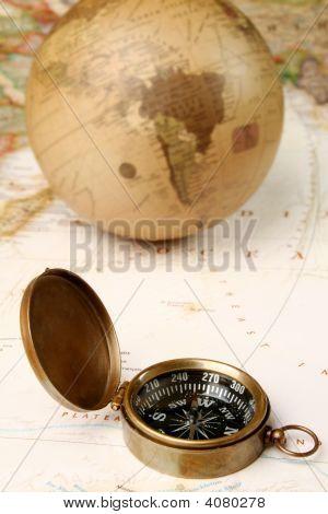 Brújula & mundo