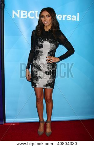 LOS ANGELES - JAN 7:  Giuliana Rancic attends the NBCUniversal 2013 TCA Winter Press Tour at Langham Huntington Hotel on January 7, 2013 in Pasadena, CA