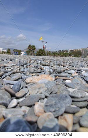 Pebble beach holiday
