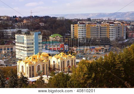 Business centers  of city Kislovodsk