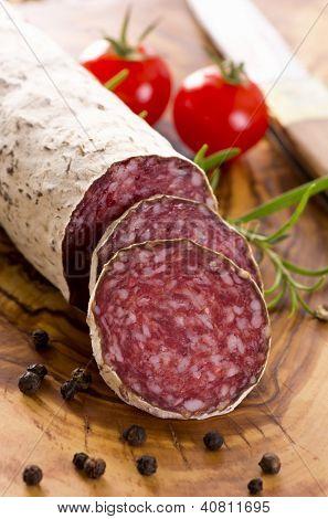 cervine salami