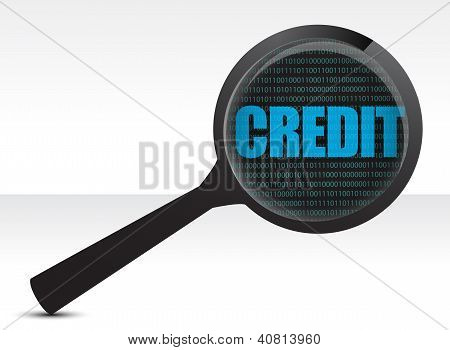 Searching For Credit