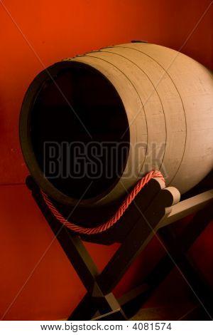 Sherry Wine Barrel