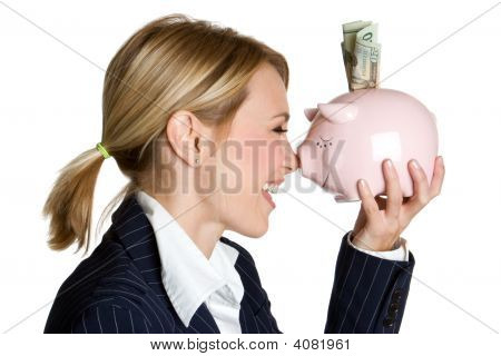 Piggy Bank Love