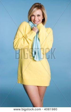 Sweater Girl
