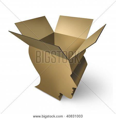 Pensando fora da caixa