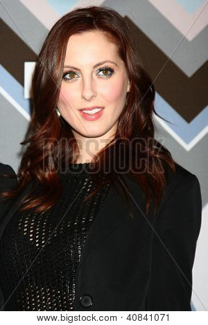 PASADENA, CA- JAN 8:  Eva Amurri Martino attends the FOX TV 2013 TCA Winter Press Tour at Langham Huntington Hotel on January 8, 2013 in Pasadena, CA