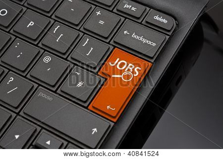 Job Search Return Key