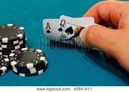 Pontoon Winning Hand
