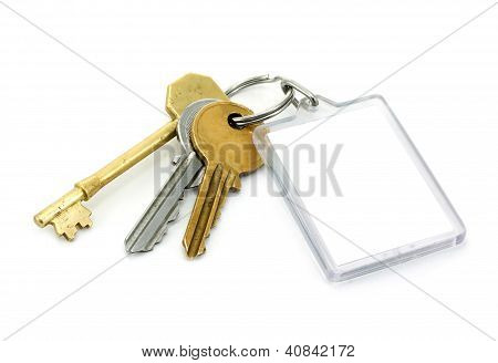 Used House Keys