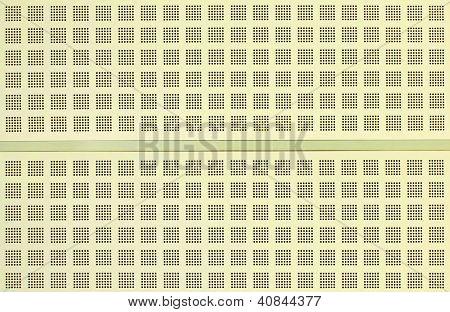 Texture Of Steel Plate