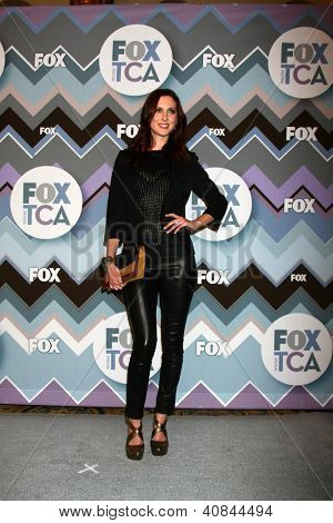 PASADENA, CA - JAN 8:  Eva Amurri Martino attends the FOX TV 2013 TCA Winter Press Tour at Langham Huntington Hotel on January 8, 2013 in Pasadena, CA