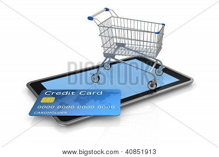 Concept Of On Line Shopping