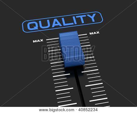 Qualitätsniveau