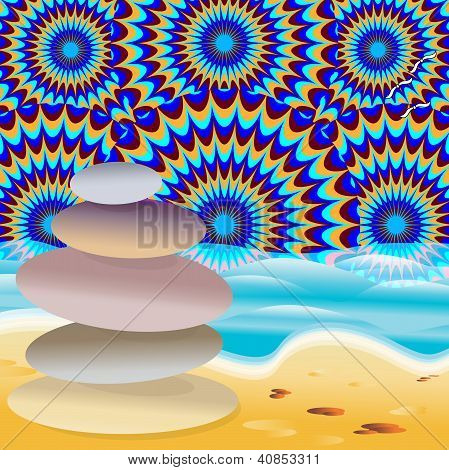 Beach Stoned