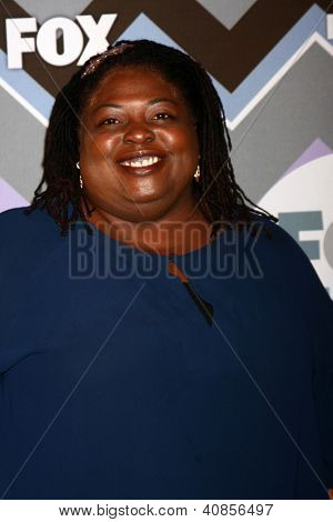 PASADENA, CA - JAN 8:  Sonya Eddy attends the FOX TV 2013 TCA Winter Press Tour at Langham Huntington Hotel on January 8, 2013 in Pasadena, CA