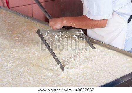 Moving Fermenting Milk