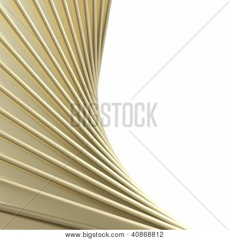 Copyspace Background Of Abstract Golden Composition