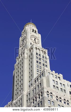 Williamsburgh Savings Bank Tower in Brooklyn, NY