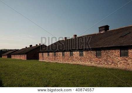Quarantine Block, Auschwitz Concentration Camp