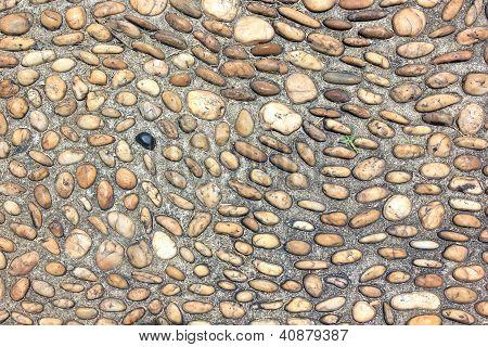 Small Rocks.