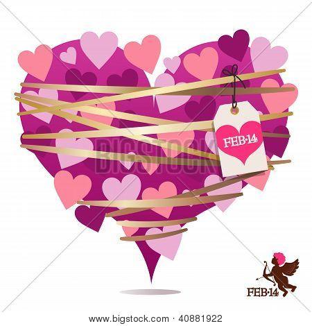 Escravidão dos Namorados coração