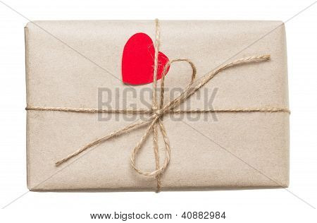 Valentines Day Parcel
