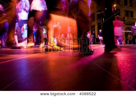 Pista de dança