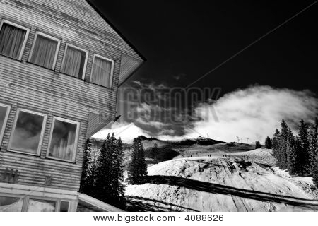 Jahorina Ski Center, Bosnia And Hercegovina