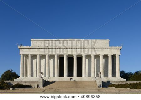Washington DC - Abraham Lincoln Memorial