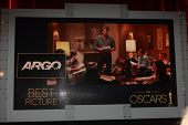 LOS ANGELES - JAN 10:  Picture Nomination - Argo at the 2013 Academy Award nomination announcements