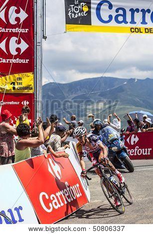 The Cyclist Bart De Clercq