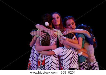 Generations Hug
