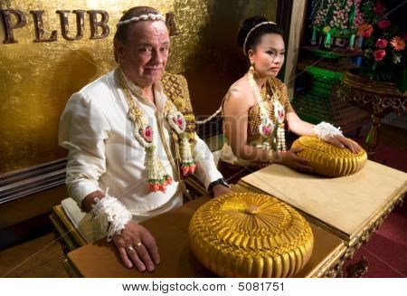 Expat Wedding In Thailand