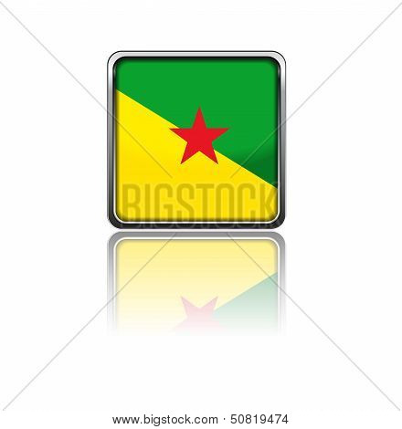 National Flag Of French Guiana