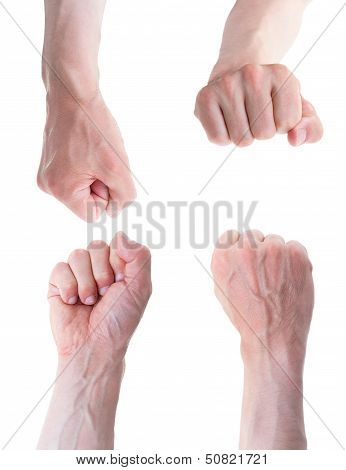 Collection Of Fist Views.