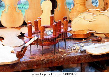 Violin Workbench