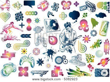 Leisure Design Doodles