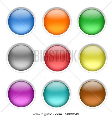 Blank Buttons