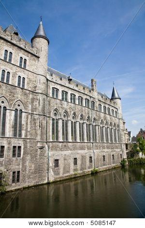 Castle, Ghent, Belgium