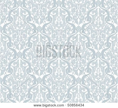 Vintage  Middle Eastern Arabic Pattern