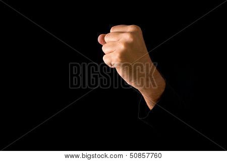 Hand With Clenched Fist